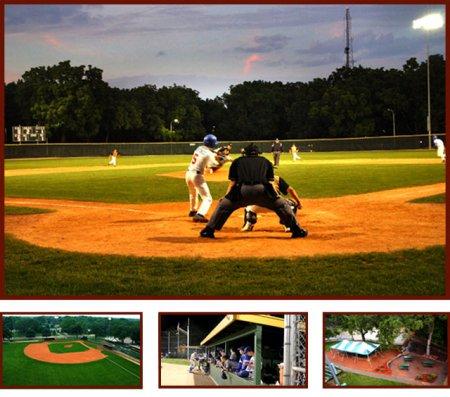 Trout Park Baseball