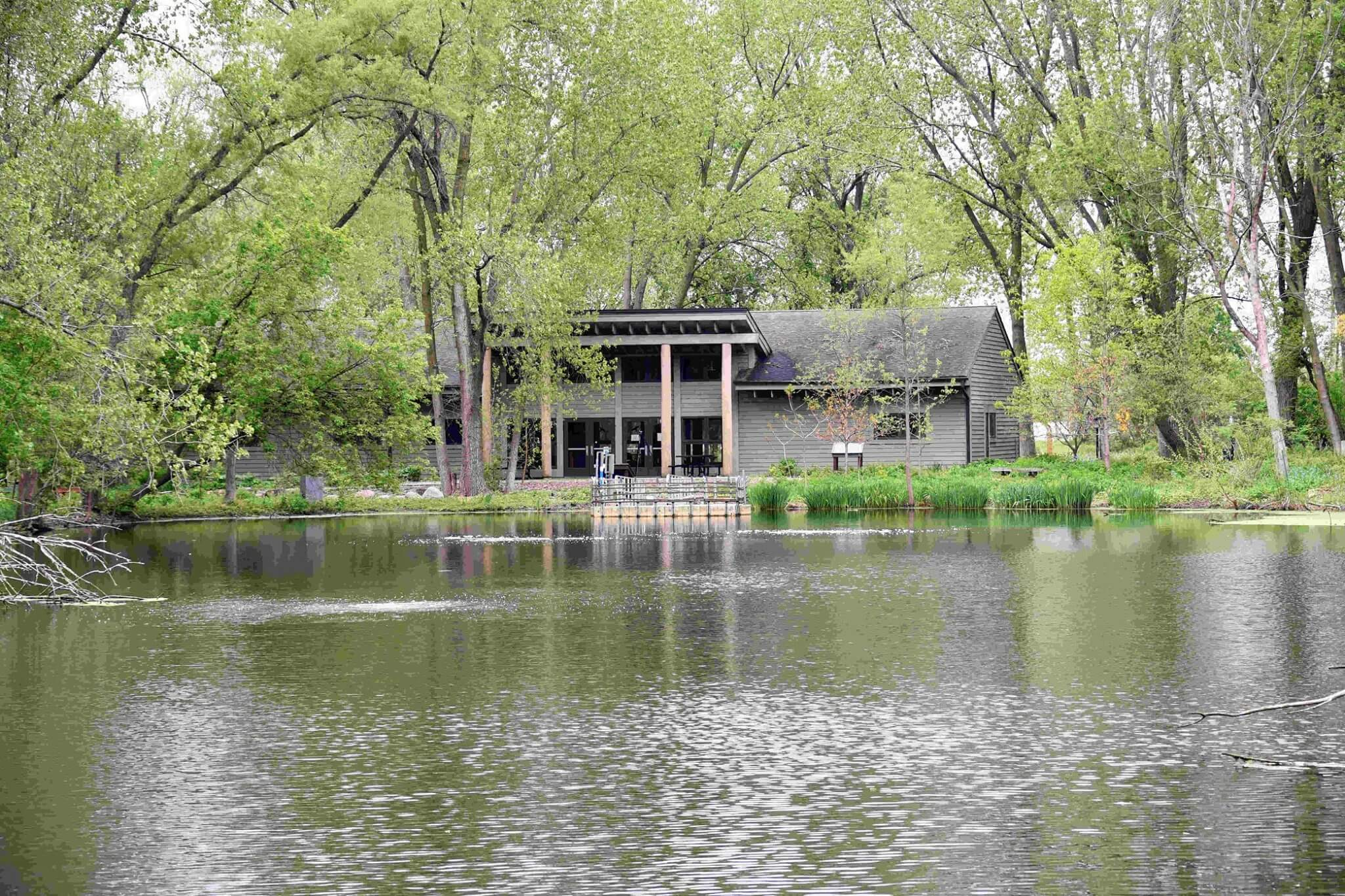 Hawthorne Hill Nature Center