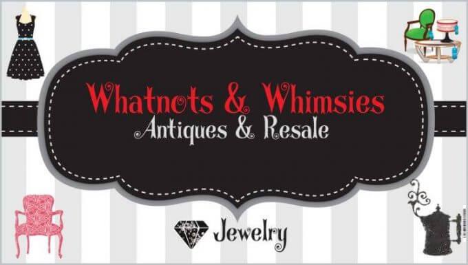 Whatnots & Whimsies