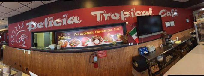 Delicia Tropical Cafe