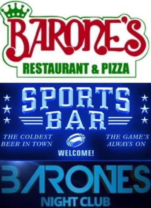 Barone's Sports Bar & Pizza