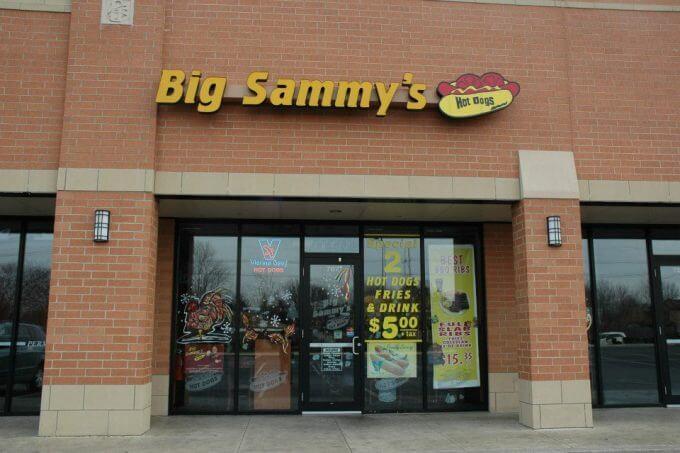 Big Sammy's Hotdogs