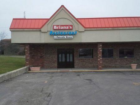 Briana's Pancake Cafe Restaurant