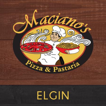 Maciano's Pizza