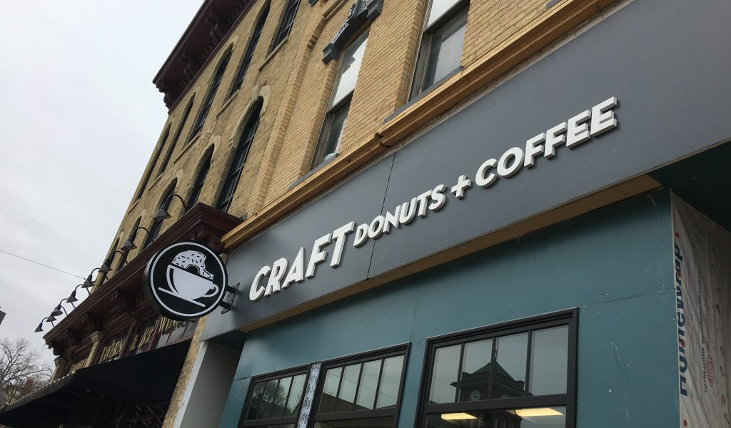 Craft Donuts + Coffee