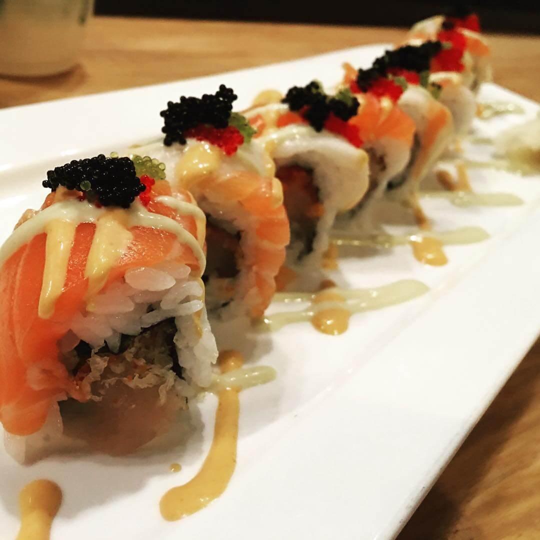 Kubo Sushi & Sake Lounge