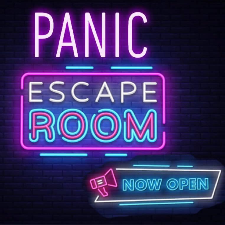 PANIC Escape Room