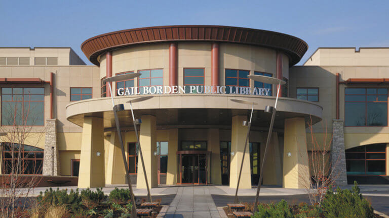 Gail Borden Public Library – Rakow Branch