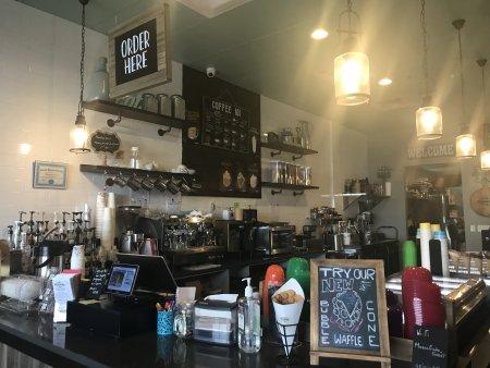 Mozzafiato Gelato and Coffee