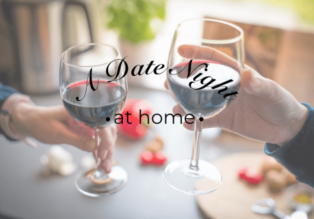 A Date Night at Home